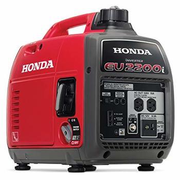 Rent Honda EU2200i Generator