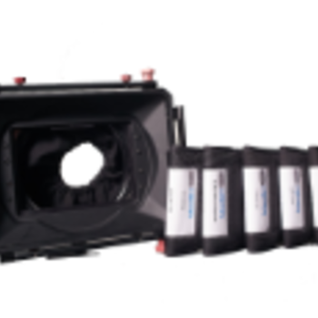 """Rent Schneider Neutral Density (ND) 0.3 Filter (4 x 5.65"""")"""
