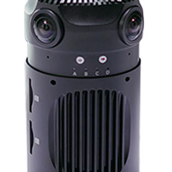 Rent (2x) Z Cam S1 Professional 360 VR Cameras