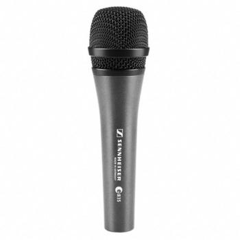 Rent Sennheiser E835 Dynamic Cardioid Vocal Microphone