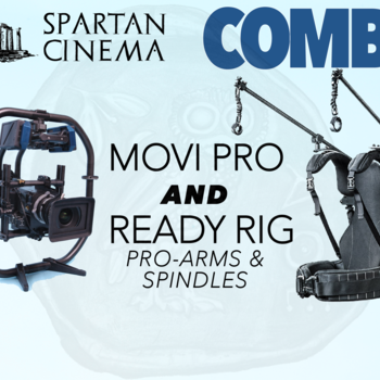 Rent MoVI Pro + Ready Rig Pro Arms + 6x TB50 Batteries #2