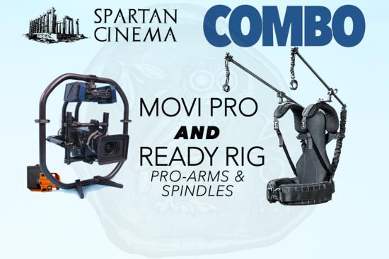 Movi pro ready rig pro arms p1