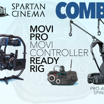 Rent MoVI Pro + MoVI Controller + Ready Rig w/ Pro Arms TB50