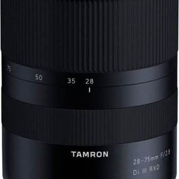 Rent Tamron 28-75mm f/2.8 for Sony E-mount