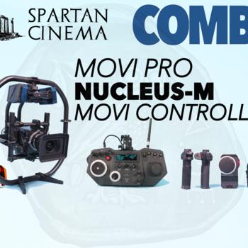 Rent MoVI Pro + Controller + Nucleus M Combo  Freefly & Tilta