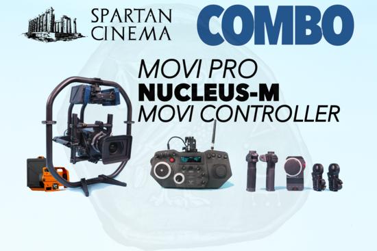 Movi pro controller nucleus m p1