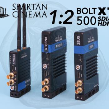 Rent Teradek Bolt 500 XT 1:2 SDI/HDMI #3