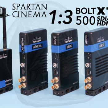 Rent Teradek Bolt 500 XT 1:3 SDI/HDMI #1