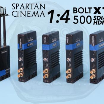Rent Teradek Bolt 500 XT 1:4 SDI/HDMI #1