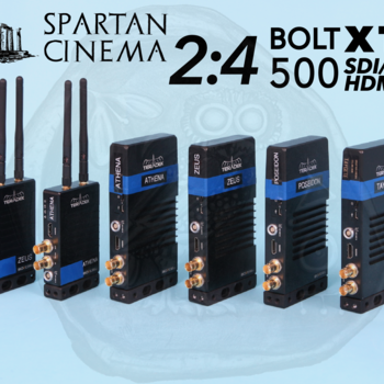 Rent Teradek Bolt 500 XT 2:4 SDI/HDMI #1
