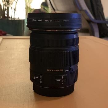 Rent Sigma 17-50mm f/2.8 EX DC OS HSM EF / EF-S Zoom Lens