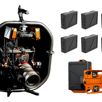 Rent FREEFLY MoVI Pro | DELUXE KIT [Offsets, TB50s, Ignite Digi]