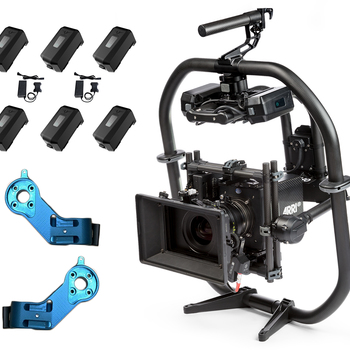 Rent FREEFLY MoVI Pro 3-Axis Gimbal | W/ TILT OFFSETS