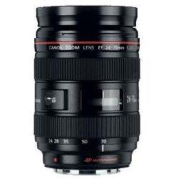 Rent Canon 24-70mm f/2.8L EF L-Series Zoom Lens USM