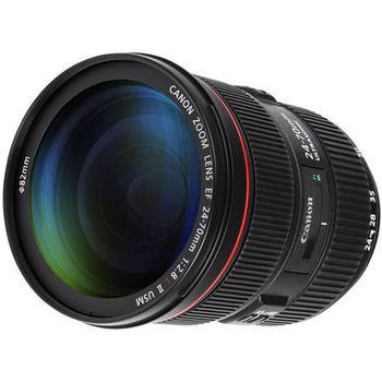 Rent Canon EF 24-70mm f/2.8L II USM Lens