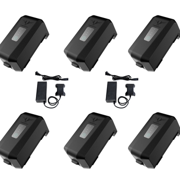 Rent (6x) FREEFLY MoVI Pro Batteries [Dual Charger]