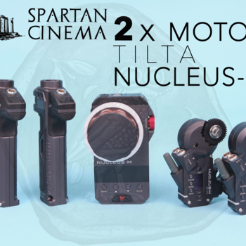 Rent Tilta Nucleus-M with 2x Motors #3 Wireless Lens Control FIZ