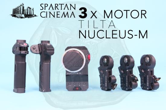 Tilta nucleus m 3x motor p1
