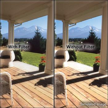 Rent Tiffen 4x5 Warm Black Pro-Mist 1/8 Filter