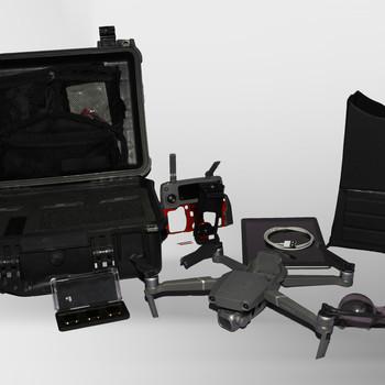 Rent Mavic Pro 2 Quadcopter Drone Kit
