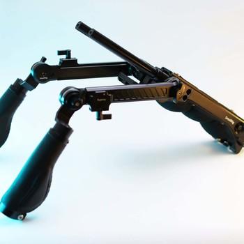 Rent Smallrig Shoulder Rig + 15mm Rods + Extendable Handles