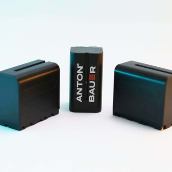Rent 3 Sony L Series Batteries + Charger