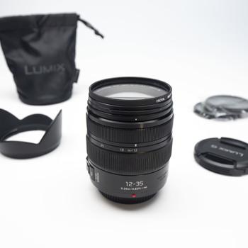 Rent Panasonic Lumix G X Vario 12-35mm f/2.8 II POWER O.I.S. Lens