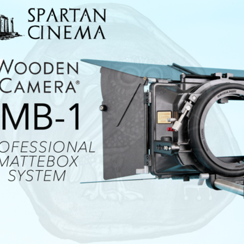 Rent Wooden Camera UMB-1 PRO Universal Mattebox + Hard Matte Set Box