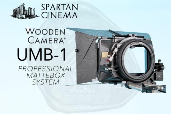 Wooden camera umb1 mattebox p1