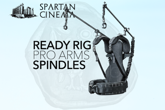 Ready rig pro arms spindles p1