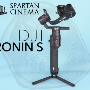Rent DJI Ronin S Gimbal + SmallRig Handle & Hardware