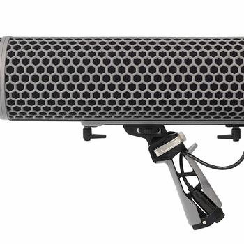 Rent Rode Blimp Windshield and Rycote Shock Mount Suspension System for Shotgun Microphones