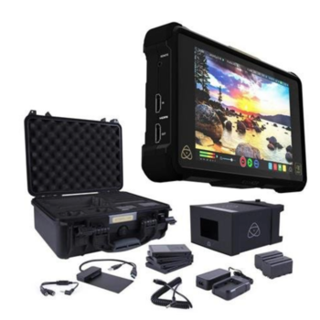 "Rent Atomos Shogun Inferno 7"" with Accessories Kit"