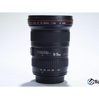 Rent Canon EF 16-35 f/2.8L II USM Zoom Lens