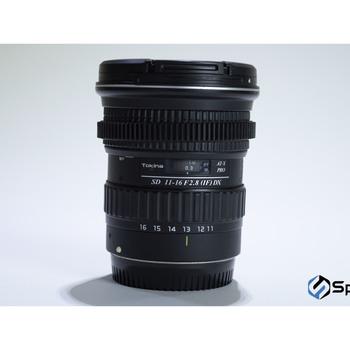 Rent Tokina 11-16 F2.8 Lens