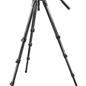 Rent Manfrotto Nitrotech N12 & 536 Carbon Fiber Single Legs Tripod System