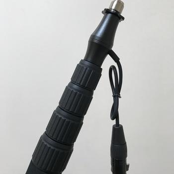 Rent Sennheiser MKH 416 kit w/ carbon fiber boom pole