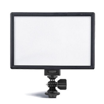 Rent Viltrox L116T On-Camera Bi-Color LED Light with LCD Display w/ 4 Sony-style NPF-970 batteries each