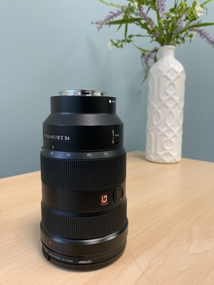 Sony fe 24 70mm f 2.8 gm lens 1