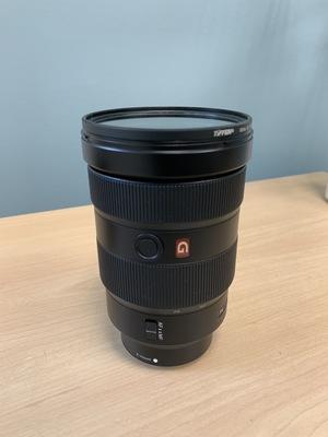 Sony fe 24 70mm f 2.8 gm lens