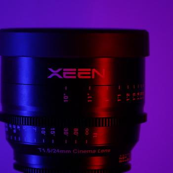 Rent Rokinon Xeen 24mm T1.5 Cine Prime - Sony E-Mount - NEW!