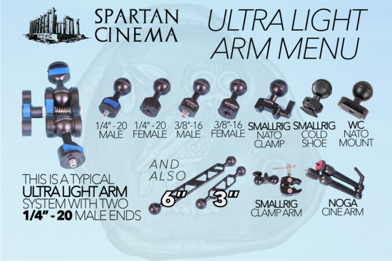 Menu ultralightarms