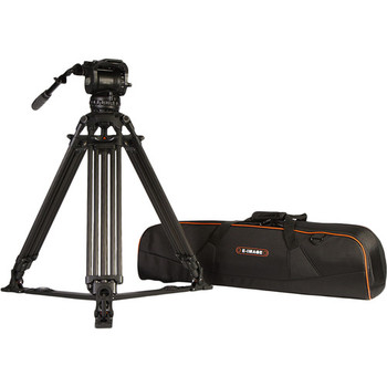 Rent E-Image GC102 2-Stage Carbon Fiber Tripod with GH15 Head