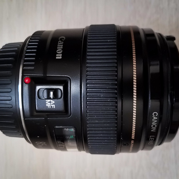 Rent Canon 85mm f/1.8 Prime Lens for Full Frame Sensors