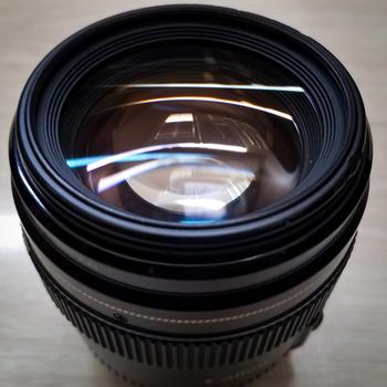 Rent Canon 85mm f/1.8 Prime Lens for Full Frame Sensors