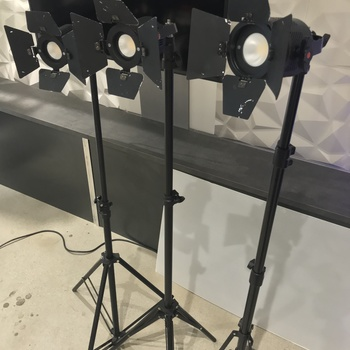 Rent Fiilex P180 & P360EX LED Lighting Kit