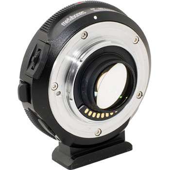 Rent Canon EF Lens to Micro Four Thirds Speed Booster 0.64x