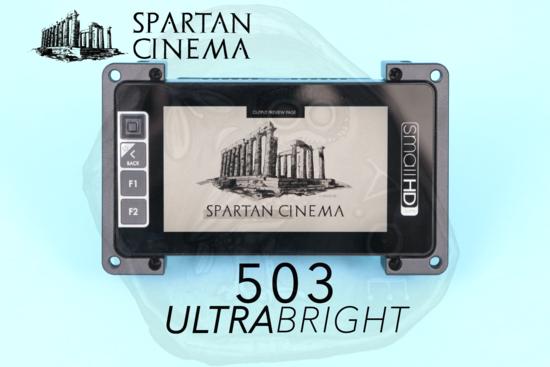 Smallhd 503 ultrabright p1