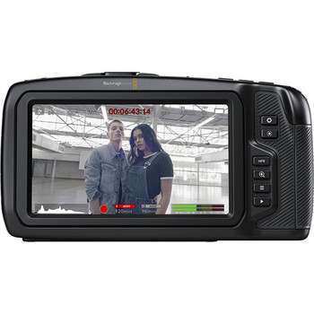 Rent Blackmagic Pocket Cinema Camera 6K (Canon EF) - Body Only with CF Card (128GB)
