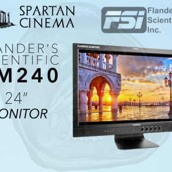 "Rent Flanders Scientific DM240 24"" LCD Monitor FSI DM-240"